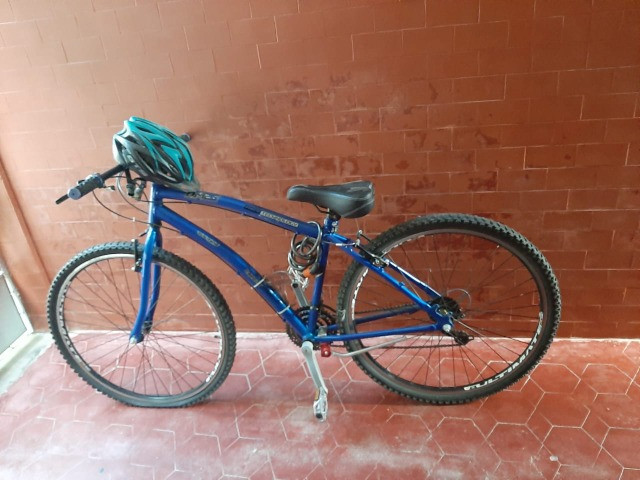 Bicicleta Seminova Carbon