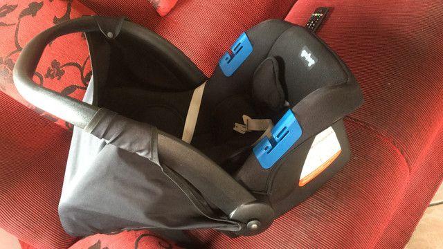 Bebê conforto burigotto 6 meses de uso