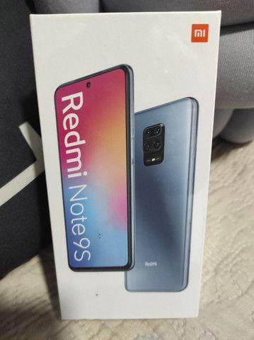 Oferta Relâmpago! Redmi Note 9S da Xiaomi. Novo Lacrado com Garantia e Entrega hj