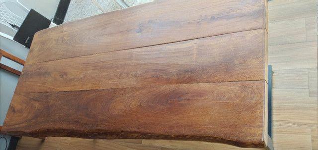 Mesas de madeira - Foto 6