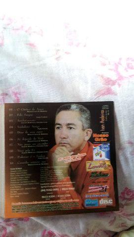 O cântico do amor Volume 6 inclui todos os playback cd original - Foto 2