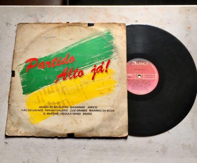 Discos de Vinil (Long Play)