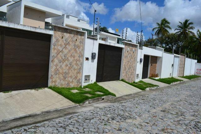 Casas em rua  privativa  no  Eusébio  de Eusébio  3 suítes  - Foto 6