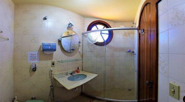 Casa Frente praia-Piscina Cond. fechado. Local Privilegiado - Praia Linda-4 qtos suites - Foto 17