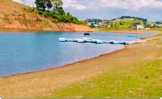 M-91 Grande oportunidade terrenos com 10.000 metros de área verde e vista para a represa