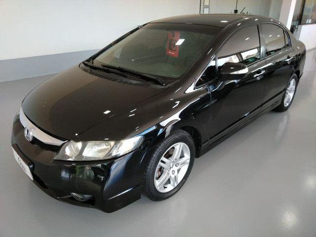 Civic EXS 1.8 AT Flex 2010