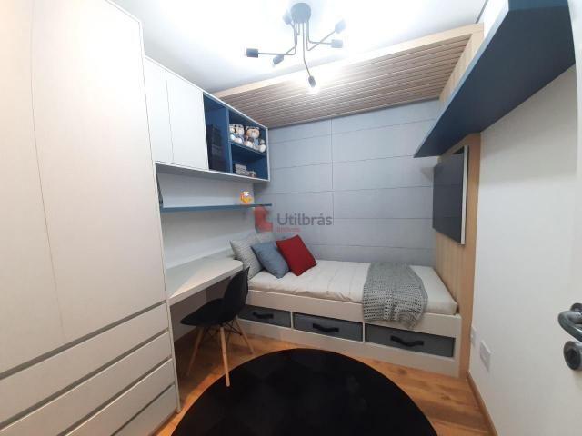 Cobertura à venda, 4 quartos, 1 suíte, 4 vagas, Castelo - Belo Horizonte/MG - Foto 12
