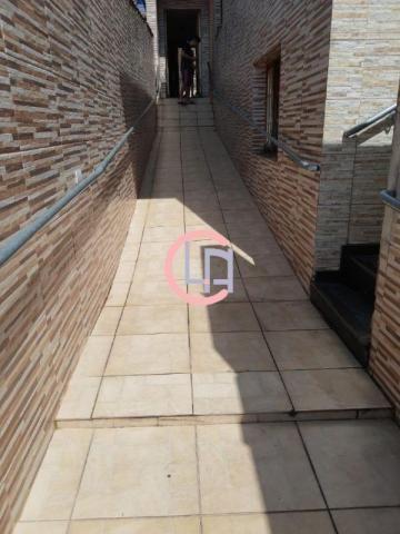 Sobrado para aluguel, 4 quartos, 1 vaga, Parque Oratório - Santo André/SP - Foto 16