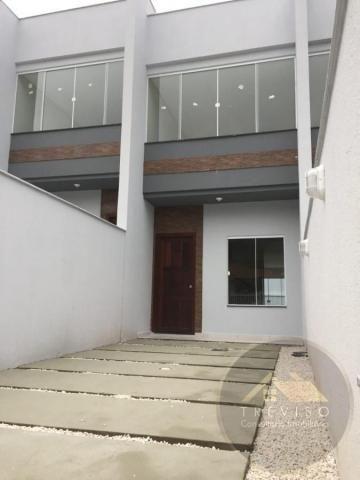 Casa Geminada para Venda em Joinville, Iririú, 2 dormitórios, 1 banheiro - Foto 4