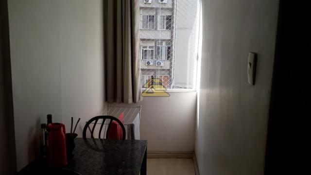 Apartamento à venda com 1 dormitórios em Copacabana, Rio de janeiro cod:SCV5329 - Foto 9