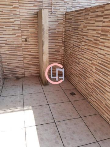 Sobrado para aluguel, 4 quartos, 1 vaga, Parque Oratório - Santo André/SP - Foto 17