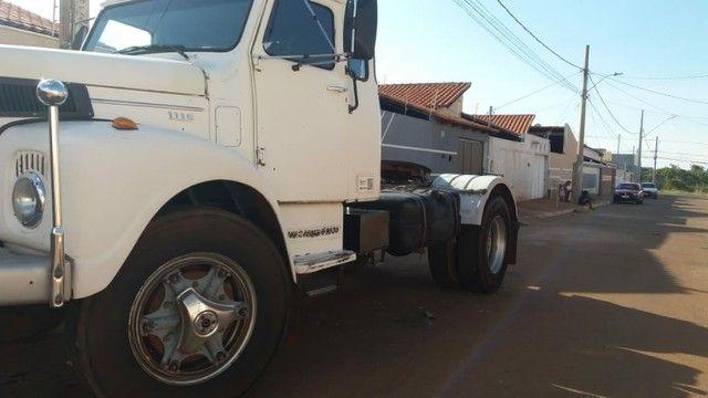 Caminhão escania - Foto 4