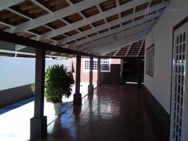 Casa com 4 dormitórios à venda, 400 m² por R$ 300.000,00 - Nova Várzea Grande - Várzea Gra - Foto 8