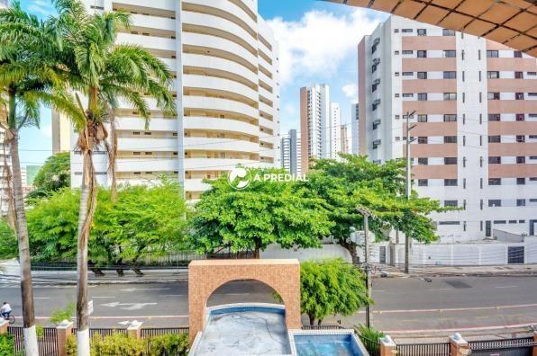 Apartamento para aluguel, 3 quartos, 3 suítes, 2 vagas, Papicu - Fortaleza/CE - Foto 4
