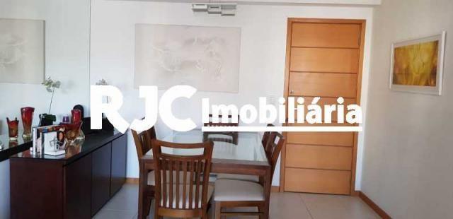 Apartamento à venda com 3 dormitórios em Tijuca, Rio de janeiro cod:MBAP32623 - Foto 3