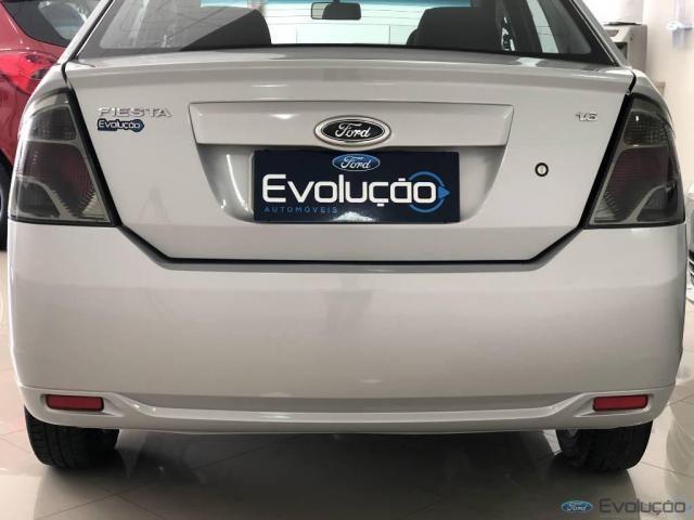 Ford Fiesta Sedan Sed. 1.6 8V Flex 4p - Foto 5