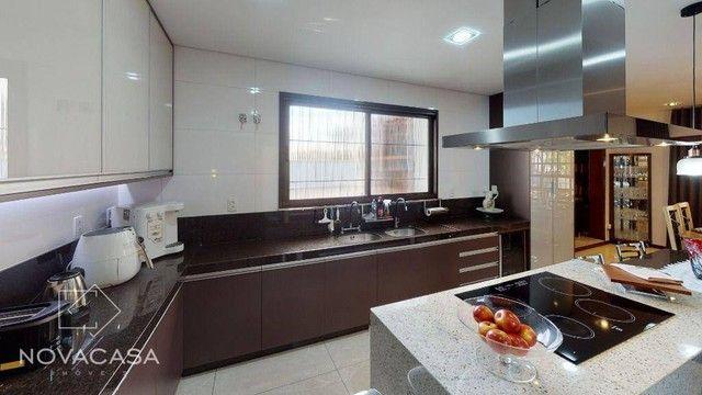 Casa com 4 dormitórios à venda, 400 m² por R$ 1.590.000 - Dona Clara - Belo Horizonte/MG - Foto 8