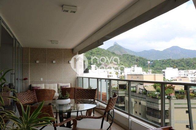Apartamento à venda com 4 dormitórios em Laranjeiras, Rio de janeiro cod:FL4AP54682 - Foto 14