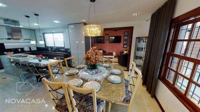 Casa com 4 dormitórios à venda, 400 m² por R$ 1.590.000 - Dona Clara - Belo Horizonte/MG - Foto 5
