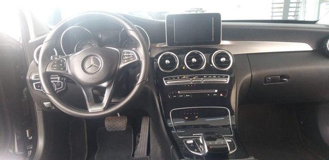 Mercedes-Benz C 180 Avantgarde FlexFuel 2018 - Foto 14