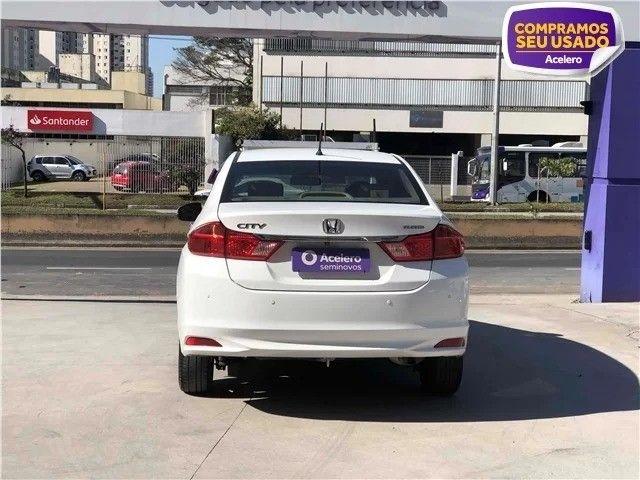 City sedan exl 1.5 flex 16v 4p automatico. - Foto 5
