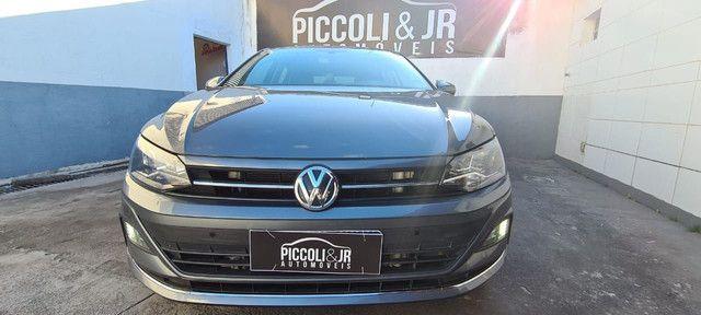 Vw Volkswagen Polo Highline 1.0 Turbo, automático com 41.000 km