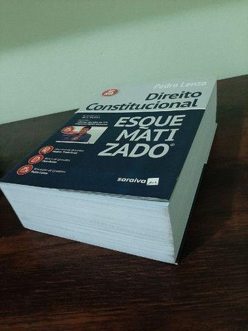 Livro Direito Constitucional Esquematizado - Foto 2