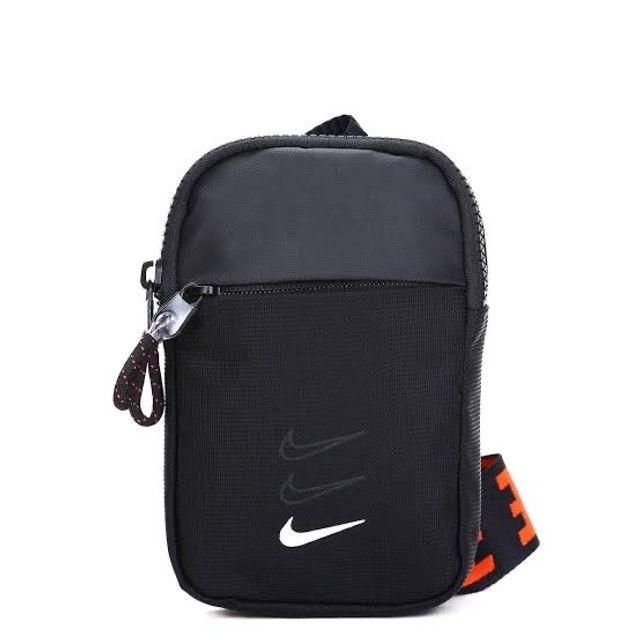 Bag Nike essentials laranja hip pack  - Foto 3