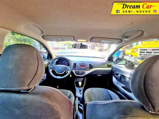 Kia Picanto 1.0 EX Flex 2012 Automático 60 Mil km - Foto 11