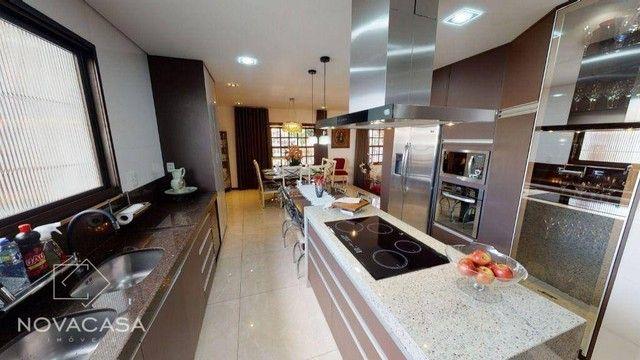Casa com 4 dormitórios à venda, 400 m² por R$ 1.590.000 - Dona Clara - Belo Horizonte/MG - Foto 7