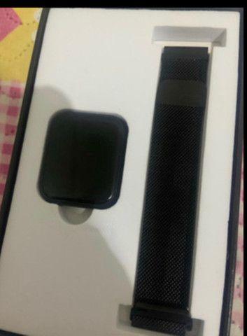 P70 relogio smartwatch - Foto 2