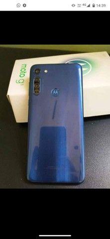 Celular Motorola Moto G8 Power top novinho