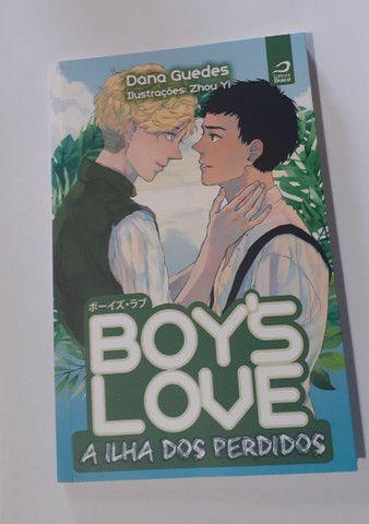 MANGA NOVEL BL - SERIE BOYS LOVE - Foto 3