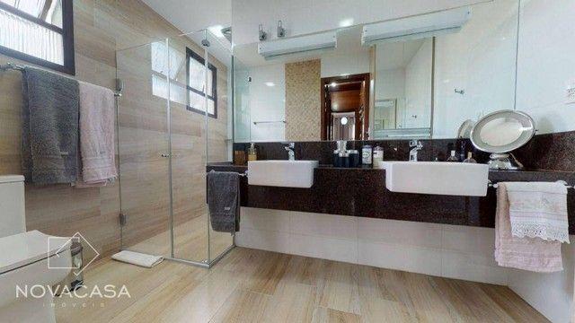 Casa com 4 dormitórios à venda, 400 m² por R$ 1.590.000 - Dona Clara - Belo Horizonte/MG - Foto 11