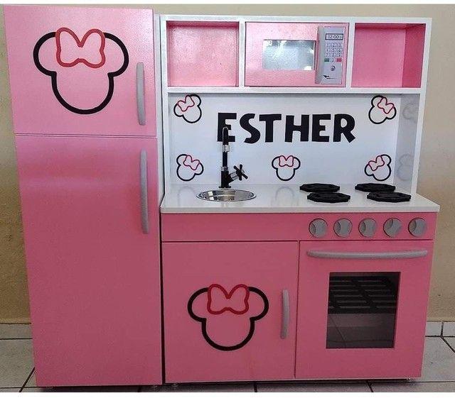 Cozinha infantil.