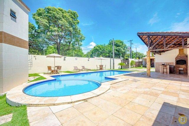 Casa de condomínio para alugar com 3 dormitórios em Edson queiroz, Fortaleza cod:51560 - Foto 3