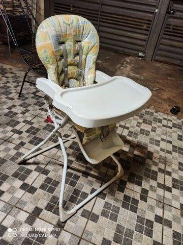 Cadeira de papinha  - Foto 3