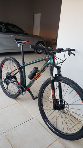 Bike Aro 29 Caloi Elite Sram 12v 2020 - Caloi
