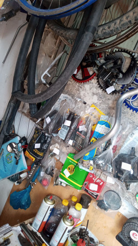 Peças de bike no melhor preço ligue JUNIOR BIKE - Foto 4
