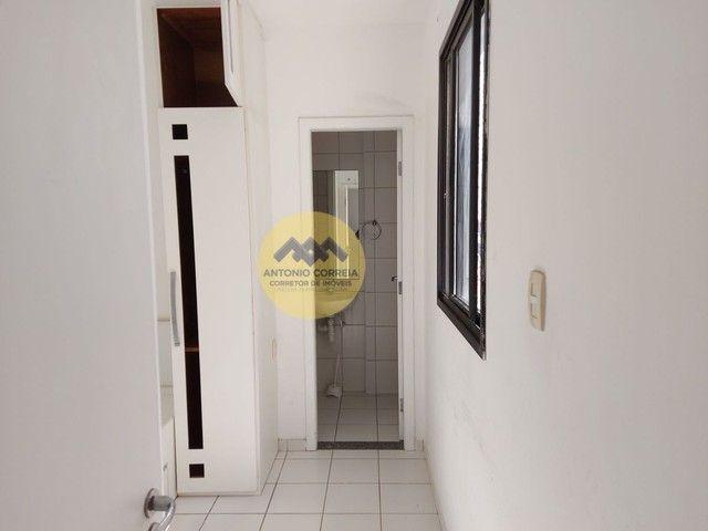 Apartamento a venda com 04 quartos, sendo 03 suítes, 02 vagas de garagem, Ponto Central, F - Foto 8