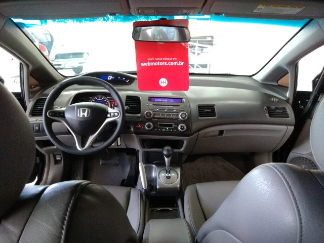 Civic EXS 1.8 AT Flex 2010 - Foto 6