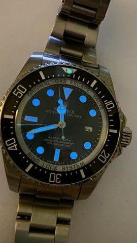 Rolex Sea-Dweller Deepsea 116660 D-Green Noob A2836 - Foto 4