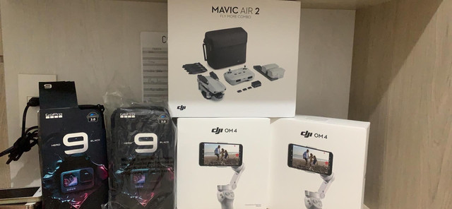 (Novo) Dji Mavic mini 2 Fly More Combo.  - Foto 5