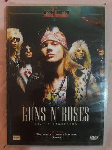 DVD Rockthology - The Platinum Collection