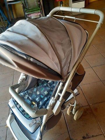 Carrinho p/ bebe - Foto 2