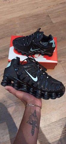 Tênis Nike shox 12 molas - $280,00 - Foto 4