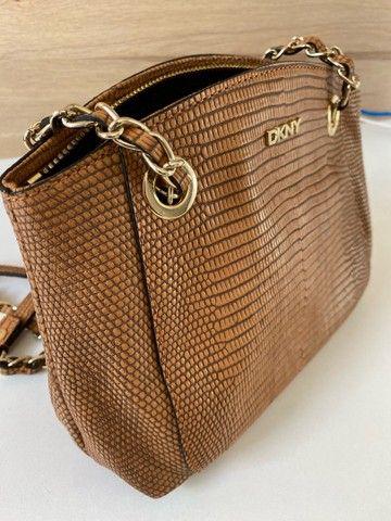 Bolsa Tiracolo com correntes  - Foto 3