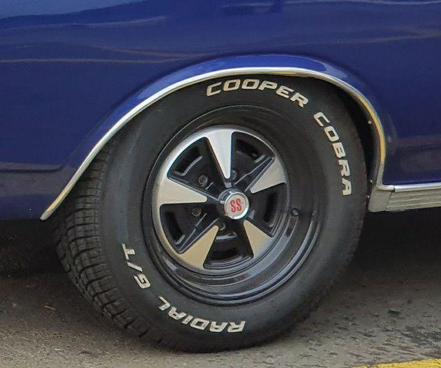 Jogo de rodas SS e pneus Cooper Cobra