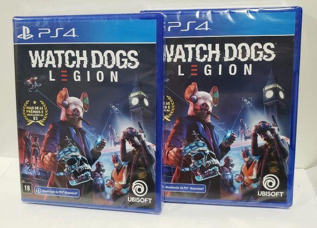 Watch Dogs Legion Jogo PS4 - Foto 2