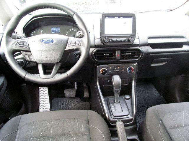 Ford Ecosport 1.5 Se Automática 17.000 Km Ipva 2021 Pago - Foto 6